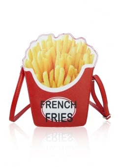French Fries Shoulder Bag