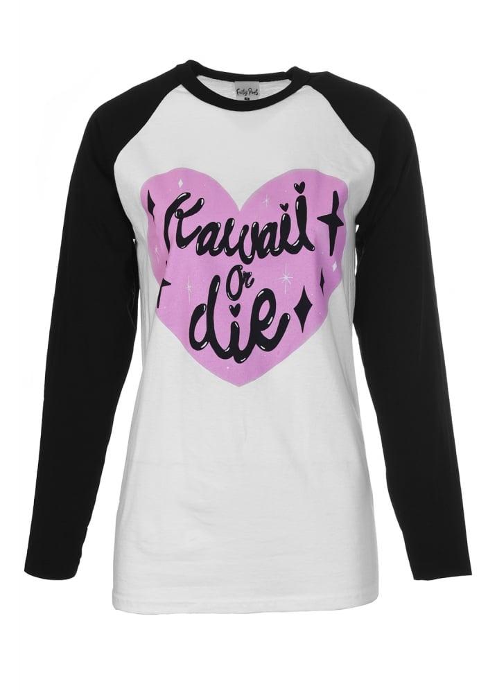 Pink kawaii or die t-shirt BnCDJ