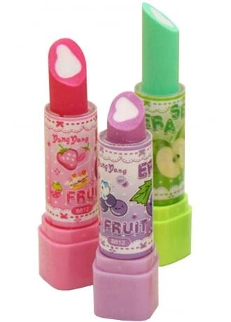Fruity Lipstick Eraser