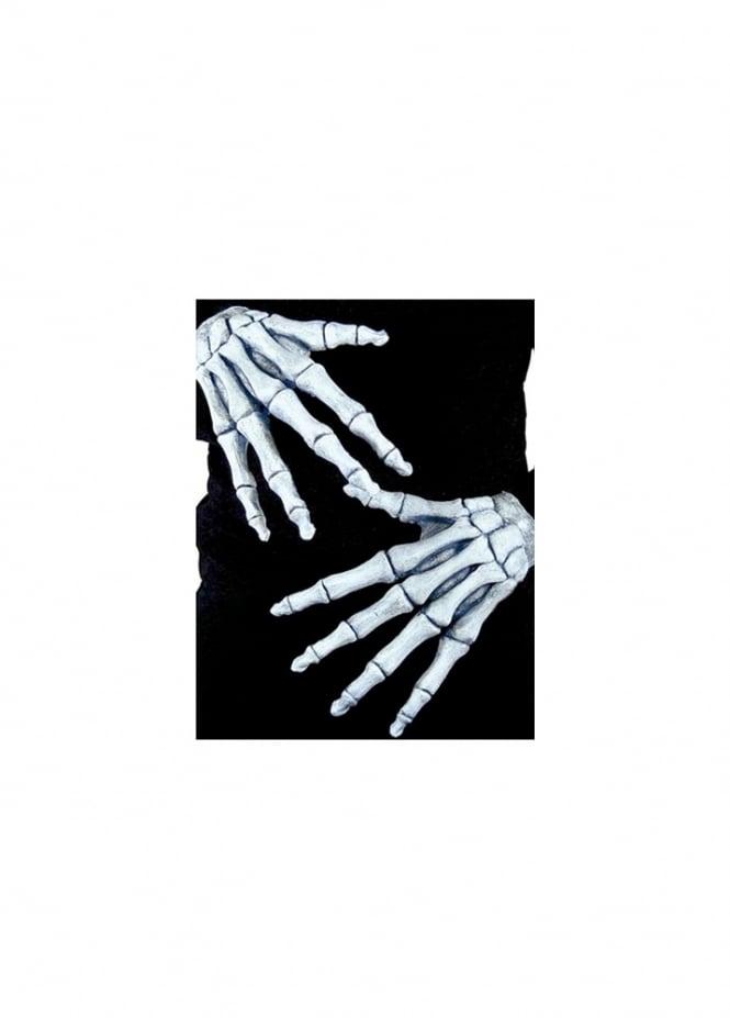 Ghostly Bones Hands