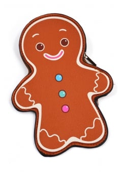 Gingerbread Man Purse