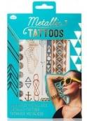 Gold Metallic Jewellery Tattoos