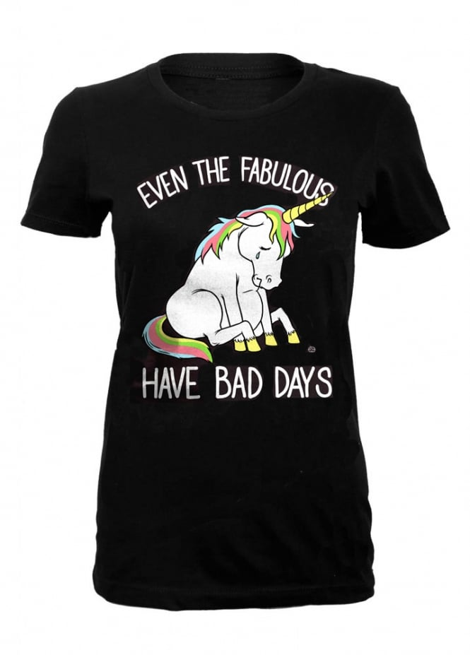 Goodie Two Sleeves Even The Fabulous Have Bad Days T-Shirt