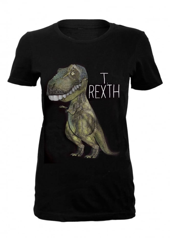 Goodie Two Sleeves T-Rexth T-Shirt
