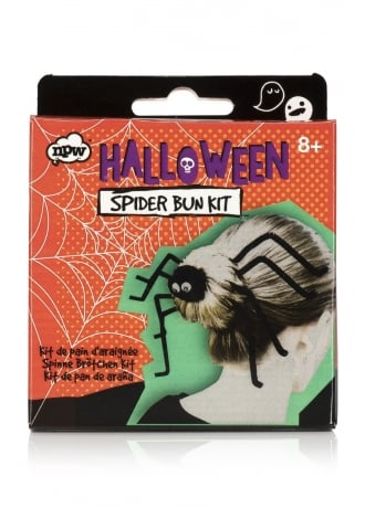 Halloween Spider Hair Bun Kit