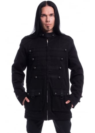 Heartless Brannon Gothic Jacket