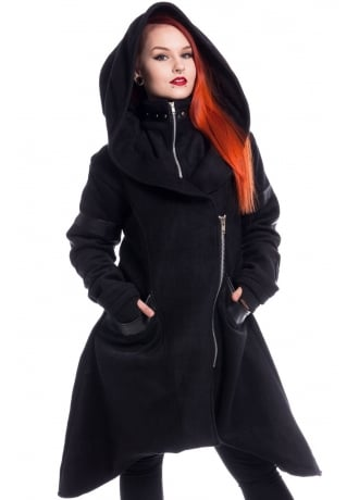 Heartless Hunch Gothic Coat