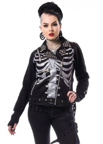 Heartless Julia Gothic Jacket