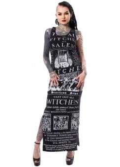 Linnea Gothic Dress