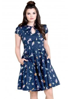Atomic Mid Retro Dress