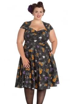 Harlow 50s Plus Dress