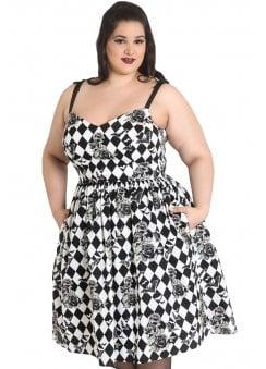 Plus Size Rockabilly Women\'s Clothing | Plus Size Rockabilly ...