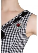 Hell Bunny Ladybird Mini Dress