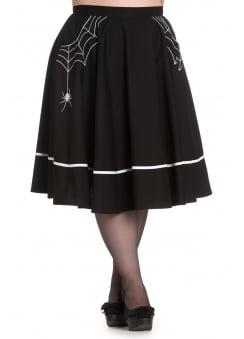 Miss Muffet Plus Skirt