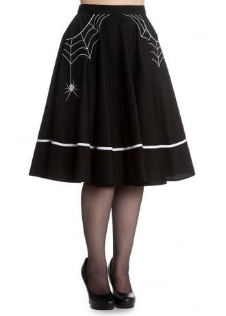 Hell Bunny Miss Muffet Skirt