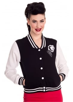 Ouija Retro Jacket