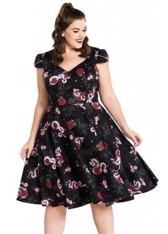 Plus Size 50s Style Dresses – Fashion dresses