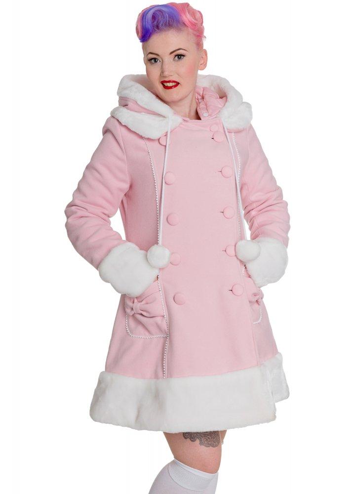 Hell Bunny Sarah Jane Coat Attitude Clothing