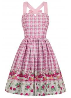 Strawberry Shortcake Plus Size Dress