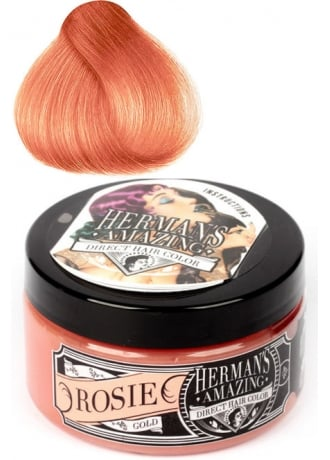Herman's Amazing Direct Hair Color Rosie Gold