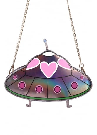 Holographic UFO Bag
