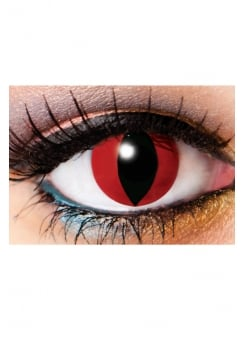One Day Demon Cosmetic Lenses
