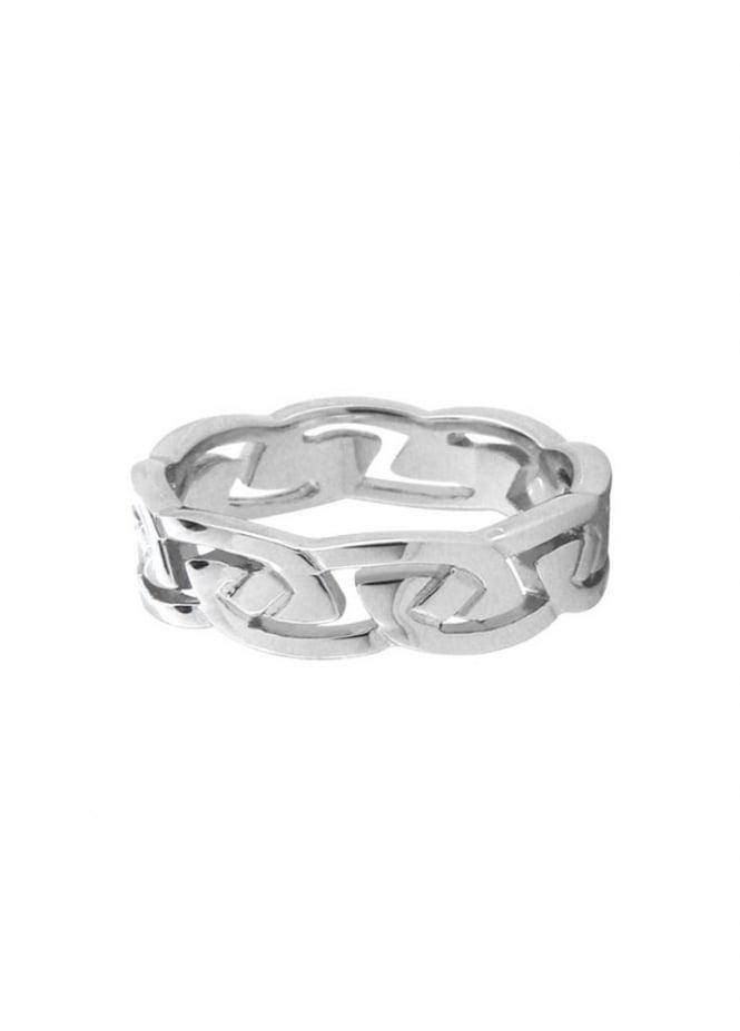 Inox Jewelry Celtic Ring
