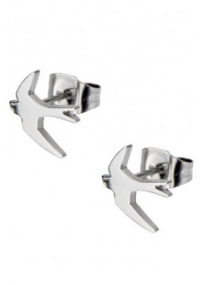 Flying Bird Stud Earrings
