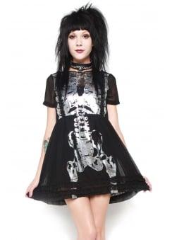 Wishbone Halo Dress