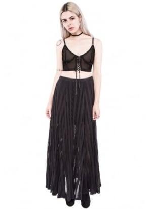 x Hollywood Villains Lydia Maxi Skirt