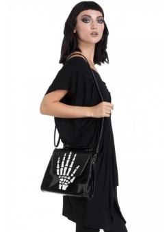 Middle Finger Handbag