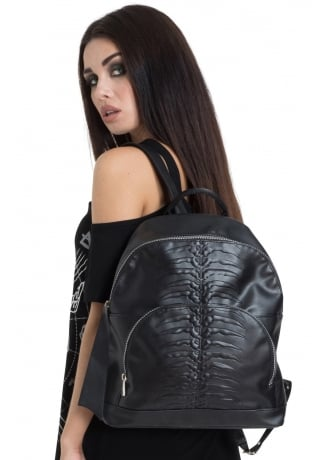 Jawbreaker Clothing Spineless Gothic Backpack