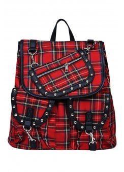 8286d4152 Weight of the World Tartan Backpack. Jawbreaker Clothing ...