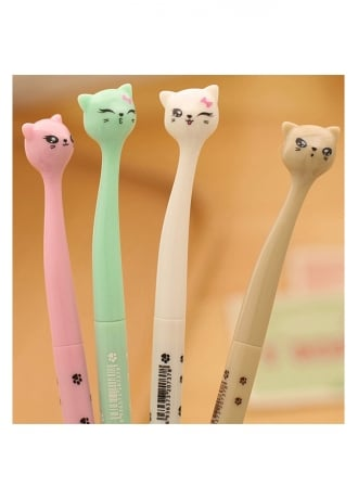 Kawaii Cat Pen