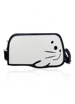 Kawaii Seal Clutch Bag