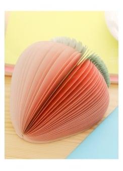 Kawaii Strawberry Notebook
