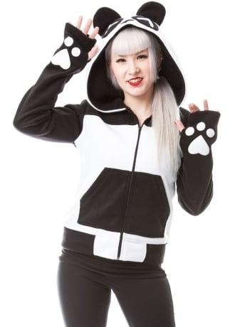 Killer Panda KP Split Up Hood