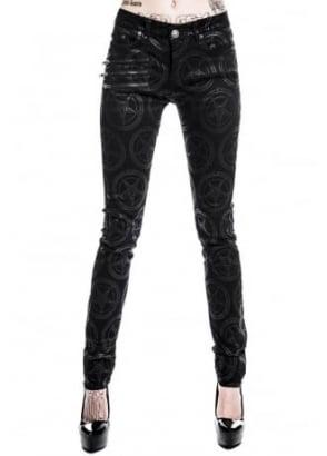 Baphomet Speed Jeans