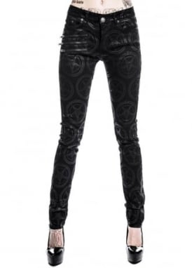 Baphomet Speed Jeans