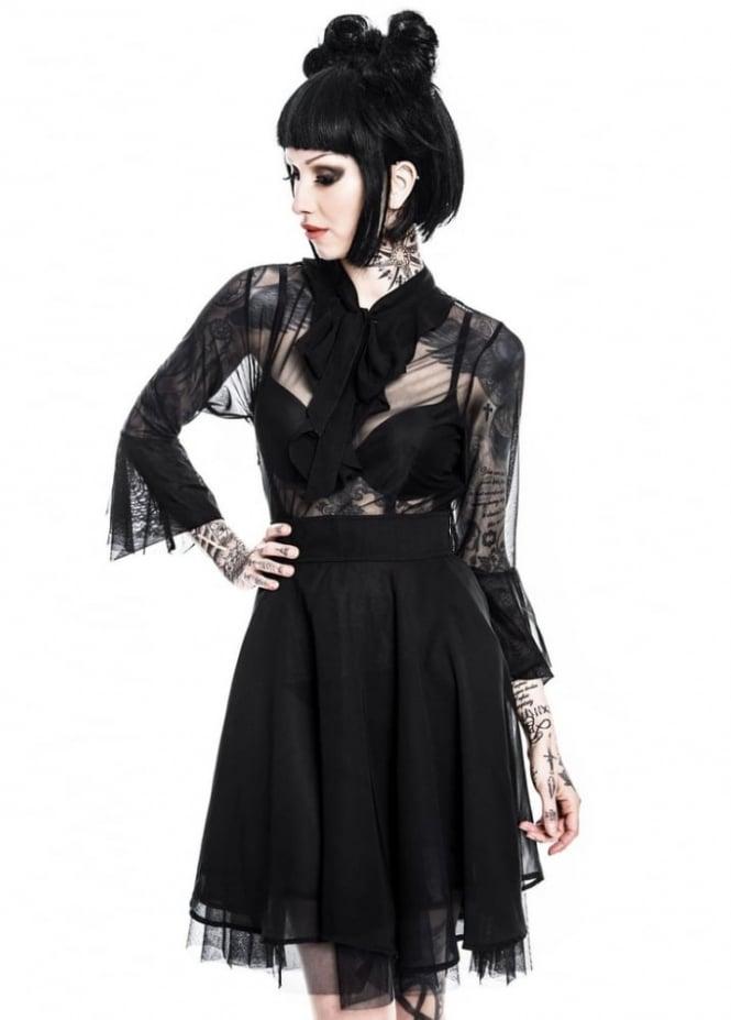 Killstar Decay Nu-Mourning Dress