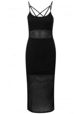 Dome Play Fifi Fux Maxi Dress