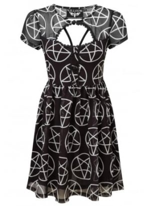 Hayley Hex Tea Dress