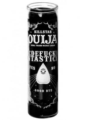 Ouija Candle
