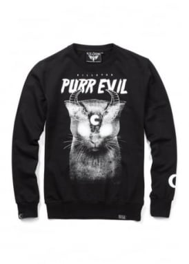 Purr Evil Sweatshirt