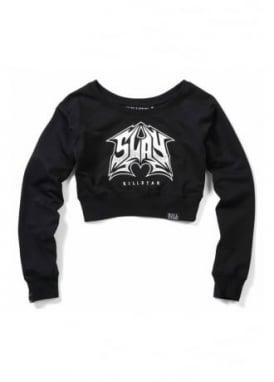 Slay Crop Sweater