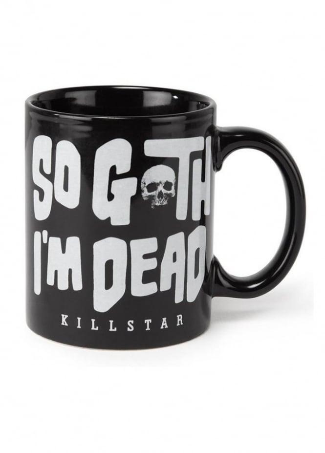 Killstar So Goth Mug