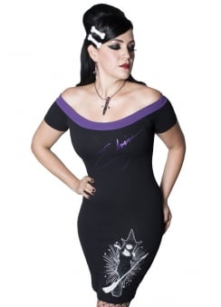 Elvira Classic Witch Pencil Dress