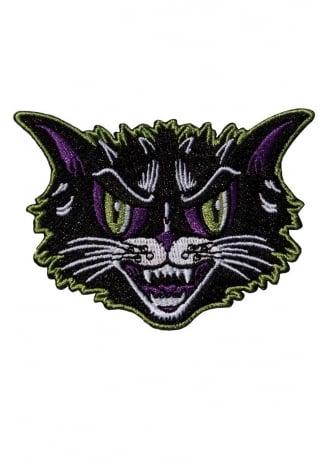 Kreepsville 666 Kattitude Head Patch