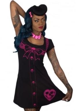 Serial Killer Flare Dress