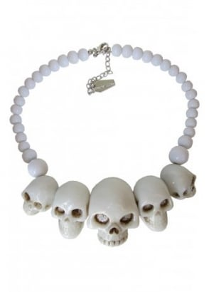 Skull Collection Necklace